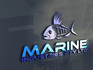 Marine Industries Pty Ltd Logo - Entry #9