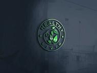 Healthy Livin Logo - Entry #87