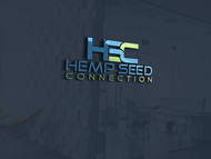 Hemp Seed Connection (HSC) Logo - Entry #166