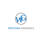Western Genetics Logo - Entry #2