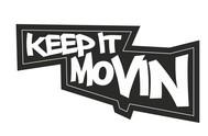 Keep It Movin Logo - Entry #379