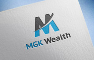 MGK Wealth Logo - Entry #235