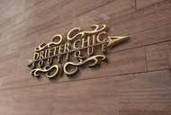 Drifter Chic Boutique Logo - Entry #18