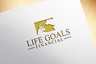 Life Goals Financial Logo - Entry #160