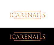 icarenails Logo - Entry #16