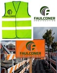 Faulconer or Faulconer Construction Logo - Entry #349