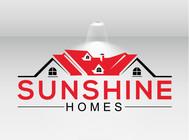 Sunshine Homes Logo - Entry #164