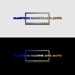 Masters Marine Logo - Entry #3