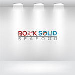 Rock Solid Seafood Logo - Entry #132