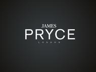 James Pryce London Logo - Entry #168