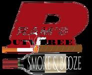 Rams Duty Free + Smoke & Booze Logo - Entry #306
