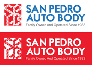 San Pedro Auto Body Logo - Entry #90