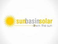 Sun Basin Solar Logo - Entry #7