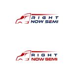 Right Now Semi Logo - Entry #138