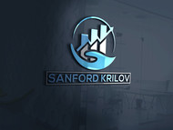 Sanford Krilov Financial       (Sanford is my 1st name & Krilov is my last name) Logo - Entry #59