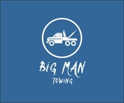 Big Man Towing Logo - Entry #121