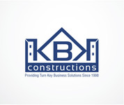 KBK constructions Logo - Entry #112