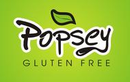 gluten free popsey  Logo - Entry #35