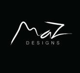 Maz Designs Logo - Entry #400