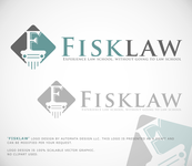 Fiskelaw Logo - Entry #20