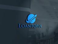 Loantopia Logo - Entry #114