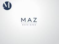 Maz Designs Logo - Entry #74