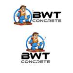 BWT Concrete Logo - Entry #201