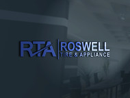 Roswell Tire & Appliance Logo - Entry #147