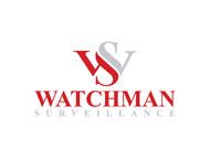 Watchman Surveillance Logo - Entry #270