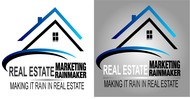 Real Estate Marketing Rainmaker Logo - Entry #16