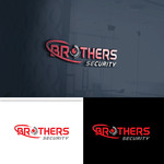 Brothers Security Logo - Entry #208