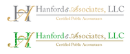 Hanford & Associates, LLC Logo - Entry #244