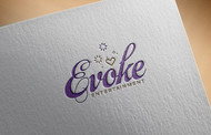Evoke or Evoke Entertainment Logo - Entry #89