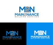 MAIN2NANCE BUILDING SERVICES Logo - Entry #58