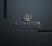 Motion AutoSpa Logo - Entry #236