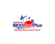 1-800-Roof-Plus Logo - Entry #5