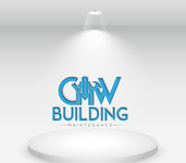 CMW Building Maintenance Logo - Entry #374