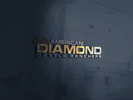 American Diamond Cattle Ranchers Logo - Entry #111