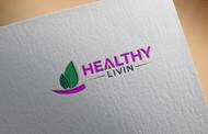 Healthy Livin Logo - Entry #398