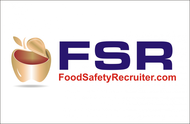 FoodSafetyRecruiter.com Logo - Entry #73