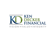 Ken Decker Financial Logo - Entry #155