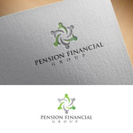 Pension Financial Group Logo - Entry #128