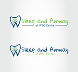 Sleep and Airway at WSG Dental Logo - Entry #376