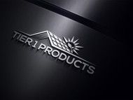 Tier 1 Products Logo - Entry #269