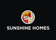 Sunshine Homes Logo - Entry #293