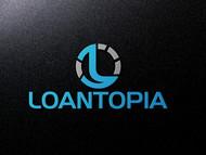 Loantopia Logo - Entry #107