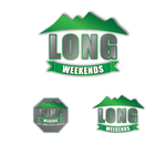 Long Weekends Logo - Entry #7