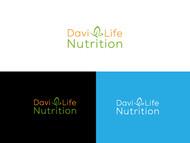 Davi Life Nutrition Logo - Entry #268
