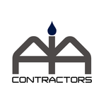 AIA CONTRACTORS Logo - Entry #53
