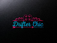 Drifter Chic Boutique Logo - Entry #253